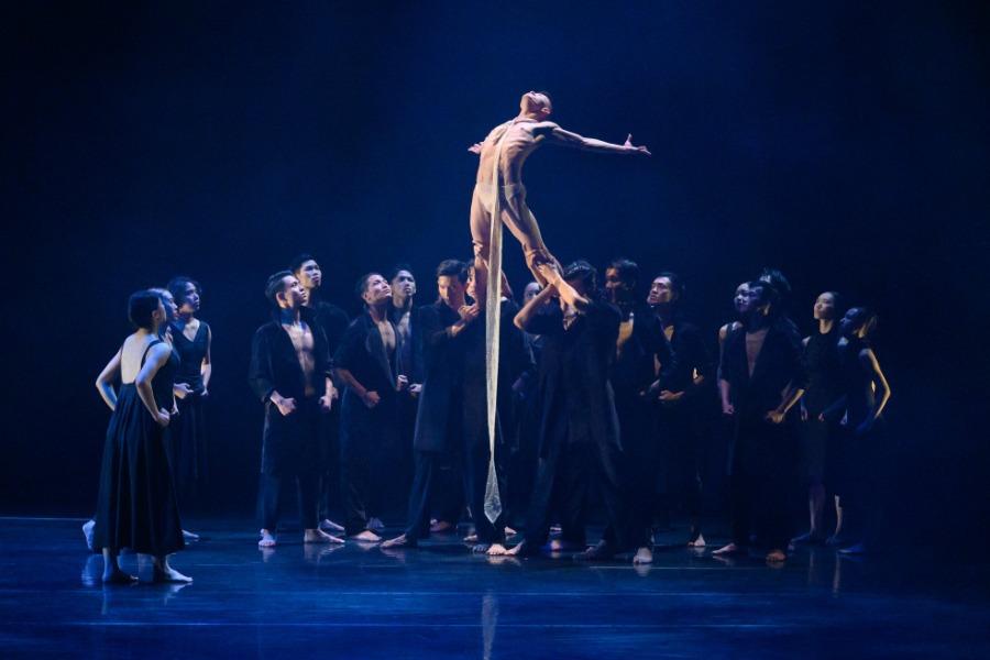2020北藝大舞蹈學院初夏展演《浮生四闕》-初夏展演